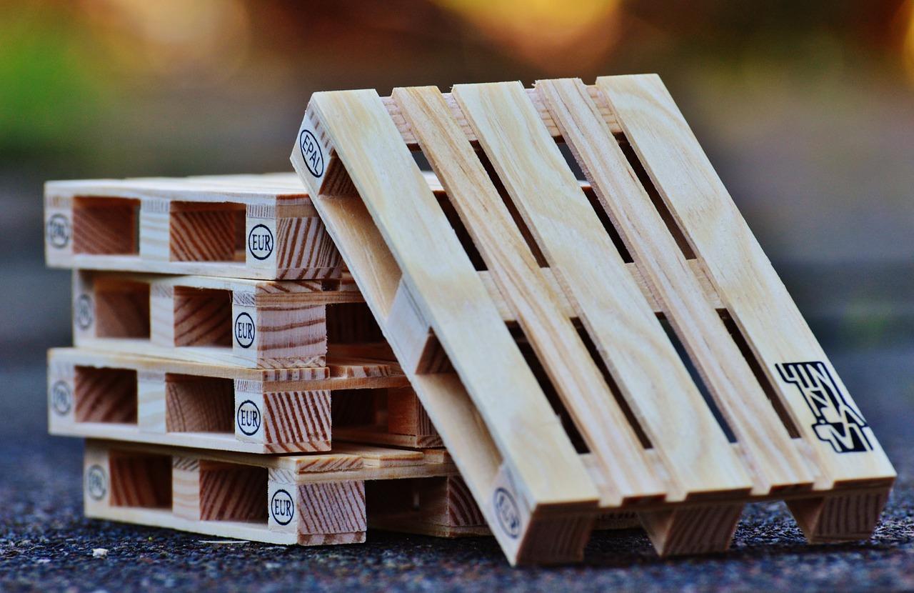 Où trouver des palettes de bois pour bricoler pas cher ?